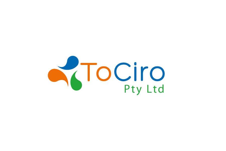 Bài tham dự cuộc thi #28 cho Design a Logo for ToCiro