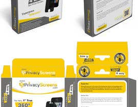 suneshthakkar tarafından Corporate Branding Retail Box Design for www.SPrivacyscreens.com için no 7