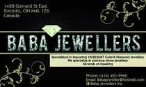 Graphic Design Contest Entry #30 for Design some Business Cards for Jewelry Store