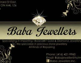 #23 cho Design some Business Cards for Jewelry Store bởi AHTOAH