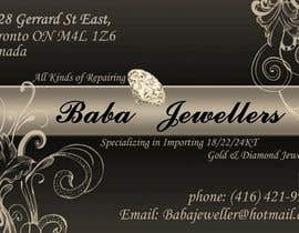 #22 cho Design some Business Cards for Jewelry Store bởi BorontisCatalin