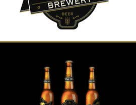 #32 para Design a Logo for my new beer label por Victorrodriguezn