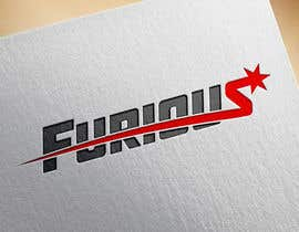 "airbrusheskid tarafından ""Furious"" Brand Name Logo Design için no 113"