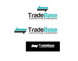 #37 for Design a Logo for TradeBase by Cosminul