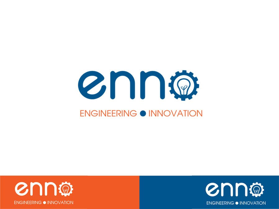 #170 for Design a Logo for ENNO, a General Engineering Brand by rolivenext