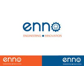 nº 170 pour Design a Logo for ENNO, a General Engineering Brand par rolivenext