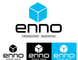 #125 para Design a Logo for ENNO, a General Engineering Brand por Estudio3551