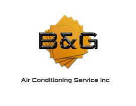 #74 cho Design a Logo for B&G Air Conditioning Service Inc bởi VEEGRAPHICS