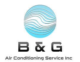#75 cho Design a Logo for B&G Air Conditioning Service Inc bởi VEEGRAPHICS