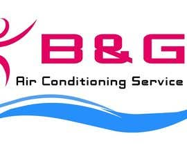 #82 cho Design a Logo for B&G Air Conditioning Service Inc bởi nithinvnnr87