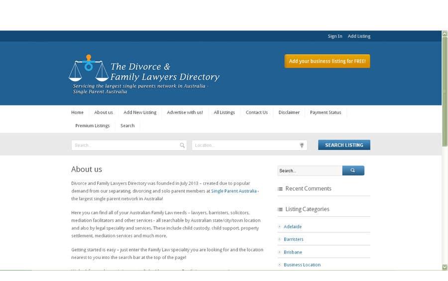 Penyertaan Peraduan #20 untuk Design a Logo for a new Directory