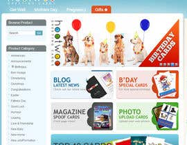 #11 untuk Design logo and front end banners for website oleh mayerdesigns