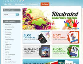 #12 untuk Design logo and front end banners for website oleh mayerdesigns