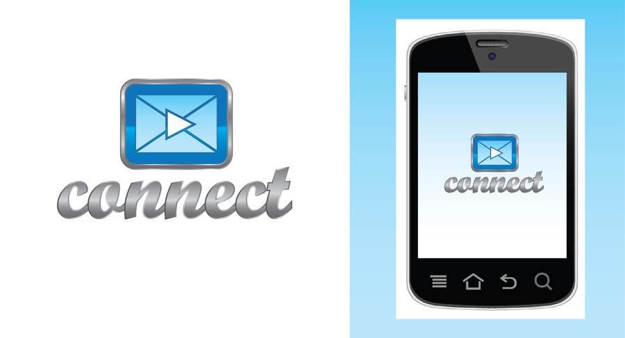 """Inscrição nº 27 do Concurso para Design a Logo for Software messaging app named """"Connect"""""""