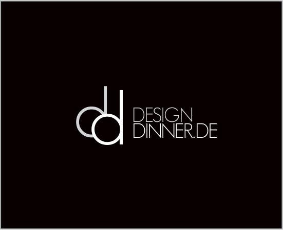"#76 for Design eines Logos for  ""designdinner.de"" by rueldecastro"