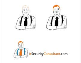 #5 for Design a Logo for ItSecurityConsultant.com by nelegalaksija