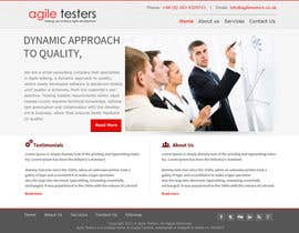 nº 13 pour Redesign our company website par tania06