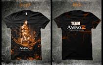 Graphic Design Inscrição do Concurso Nº68 para T-shirt Design for Amino Z