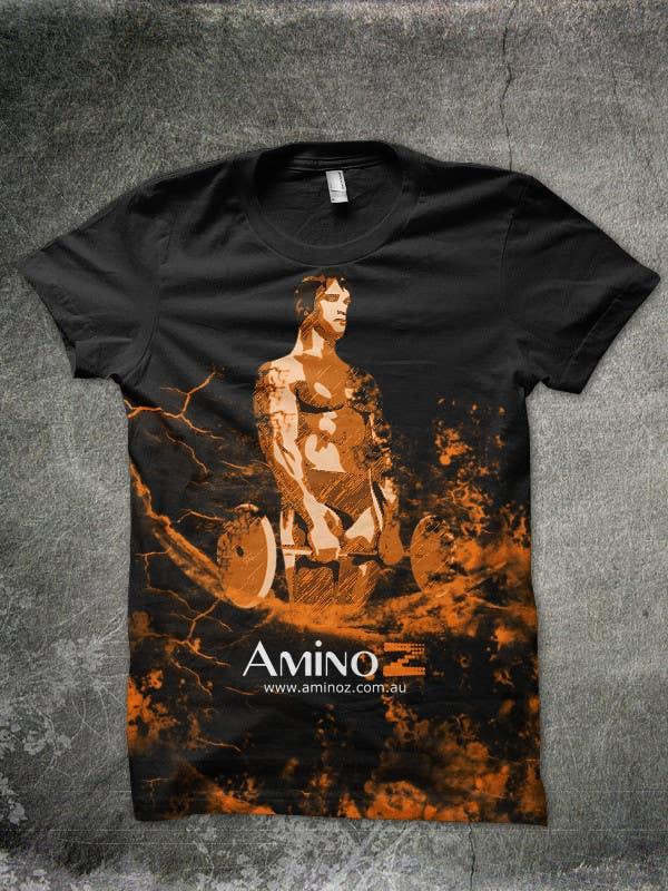 Inscrição nº 22 do Concurso para T-shirt Design for Amino Z
