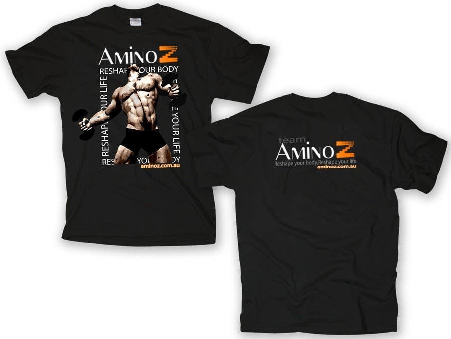 Inscrição nº 59 do Concurso para T-shirt Design for Amino Z
