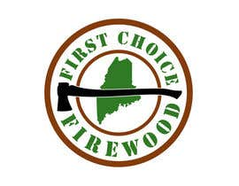 #43 para Design a Logo for First Choice Firewood por GlenTimms