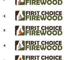 nº 55 pour Design a Logo for First Choice Firewood par niccroadniccroad