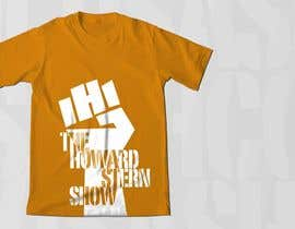 #58 untuk Design a T-Shirt for The Howard Stern Show oleh theislanders