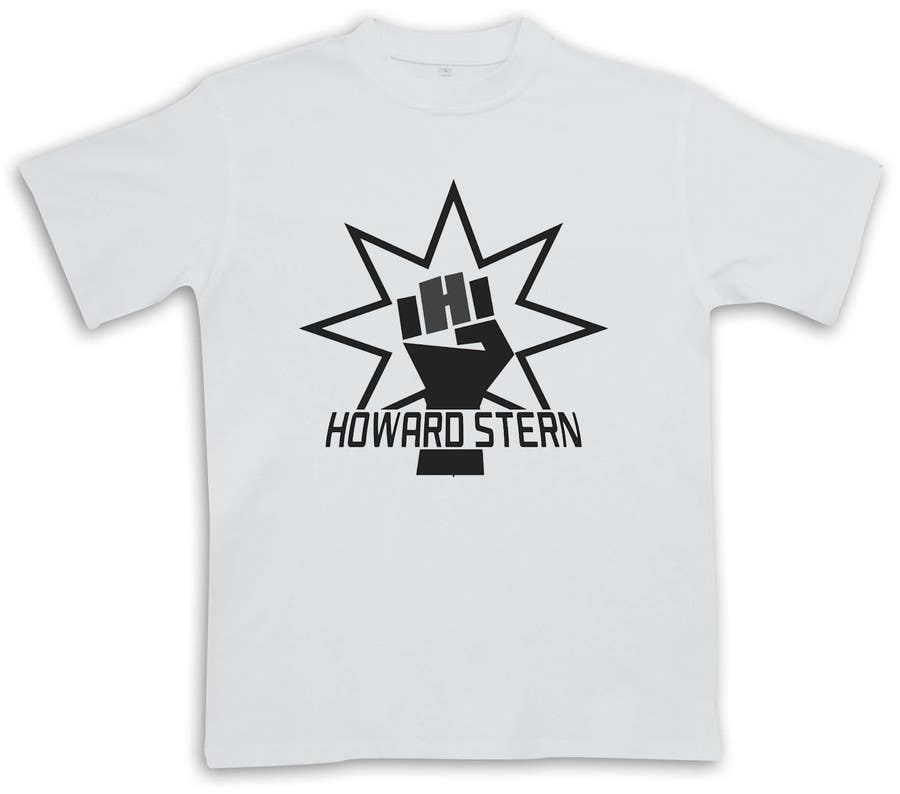 Contest Entry #56 for Design a T-Shirt for The Howard Stern Show
