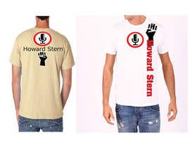 #31 cho Design a T-Shirt for The Howard Stern Show bởi Debasish5555