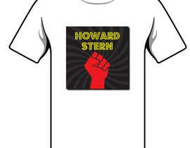 #38 cho Design a T-Shirt for The Howard Stern Show bởi linokvarghese