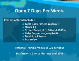 #1 for Design a Flyer for Health Gym / Sports Gym af oxhey