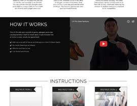 deepakdiwan tarafından Design a website mockup için no 3
