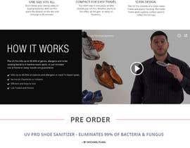 deepakdiwan tarafından Design a website mockup için no 5
