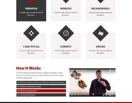 RsSofts tarafından Design a website mockup için no 6