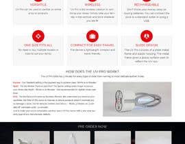 Webicules tarafından Design a website mockup için no 15