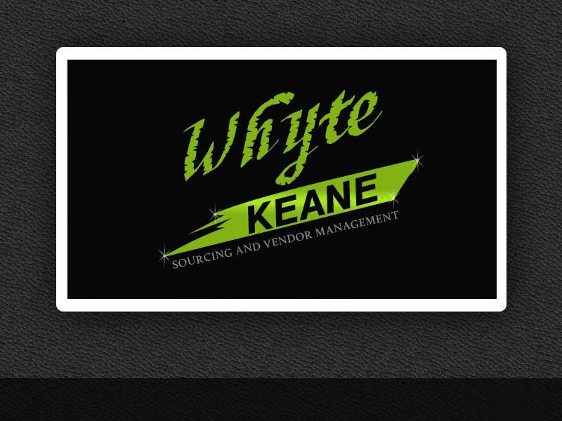 Penyertaan Peraduan #669 untuk Logo Design for Whyte Keane Pty Ltd