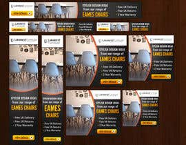 nº 12 pour Design 3 sets of Banners for Google adwords campaign par miekee09