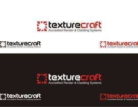#43 for Design a Logo for Texturecraft Rendering company af nirvannafamily
