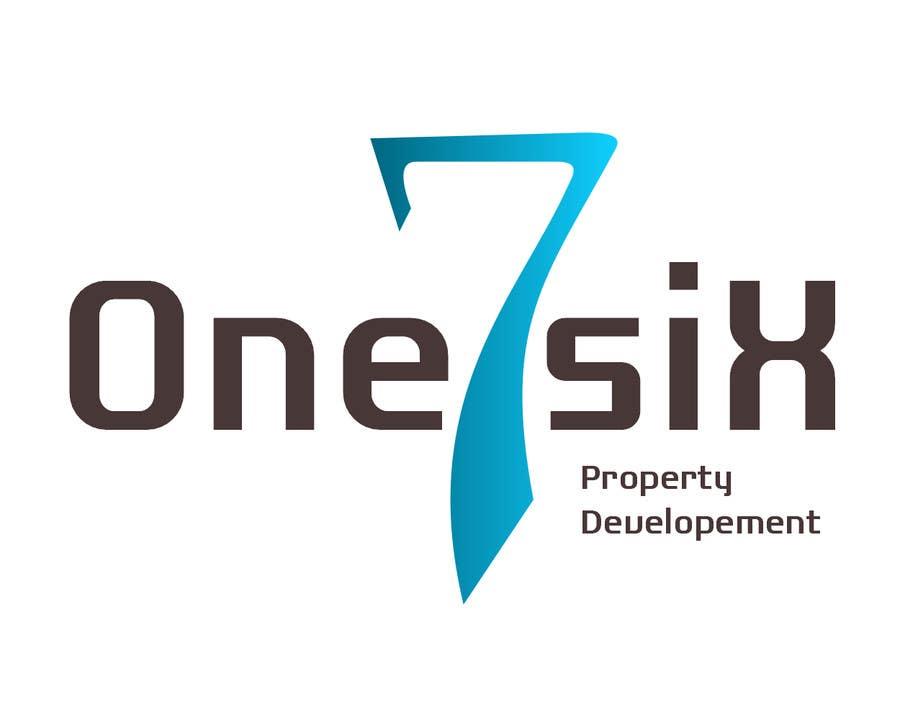 Kilpailutyö #                                        11                                      kilpailussa                                         Design a Logo for one7six