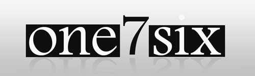 Kilpailutyö #                                        72                                      kilpailussa                                         Design a Logo for one7six
