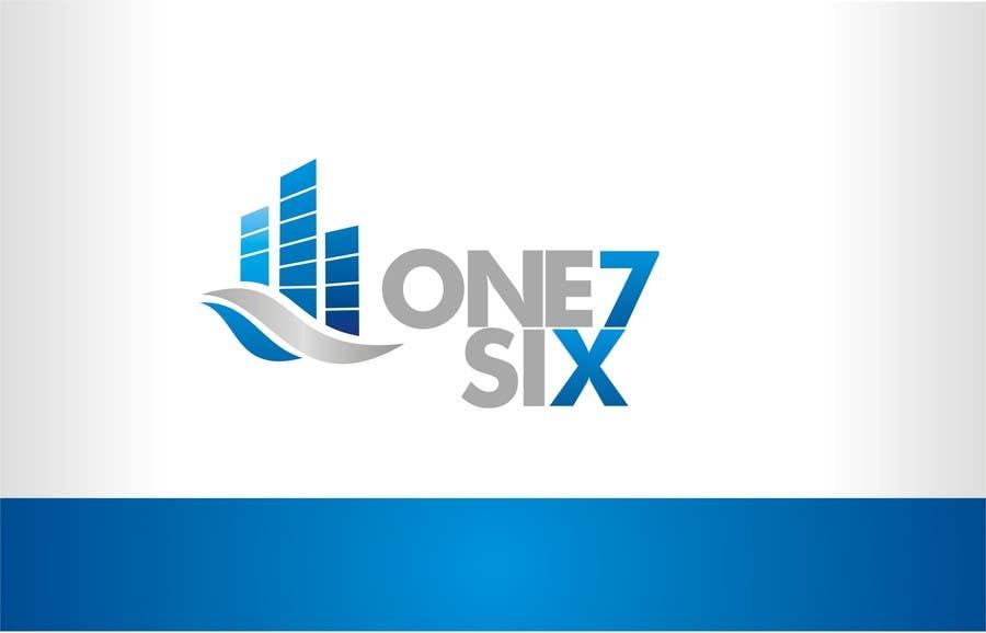 Kilpailutyö #                                        85                                      kilpailussa                                         Design a Logo for one7six