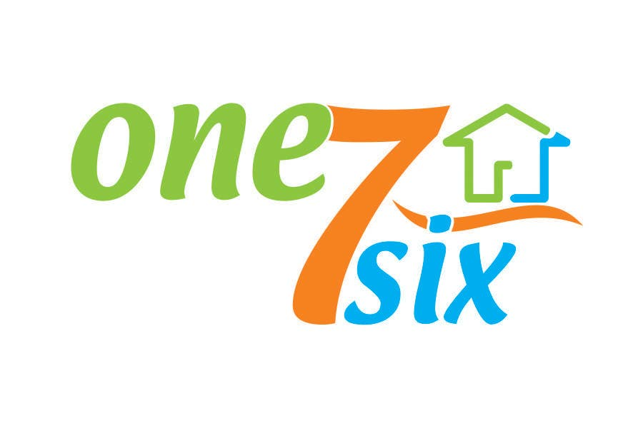 Kilpailutyö #                                        13                                      kilpailussa                                         Design a Logo for one7six