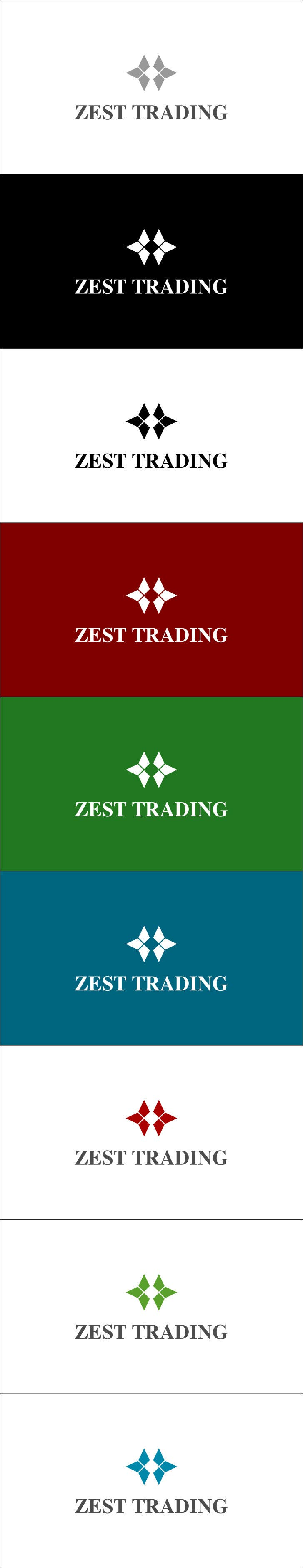 Contest Entry #64 for Design a Logo for Zest Trading