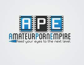 nº 74 pour Design a Logo for amateurpornempire adult website par KiVii