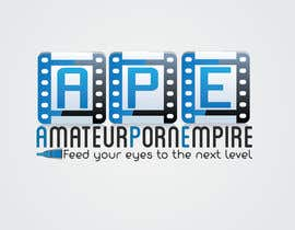 nº 75 pour Design a Logo for amateurpornempire adult website par KiVii