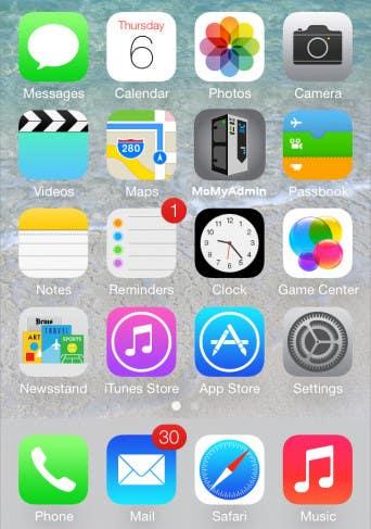 (Re-)Design icons of iOS app for usage iOS 7 için 11 numaralı Yarışma Girdisi