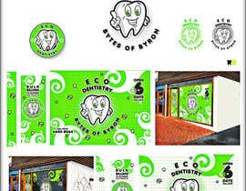 #14 para I need some Graphic Design for shop front window of Eco Dental Surgery por roman230005