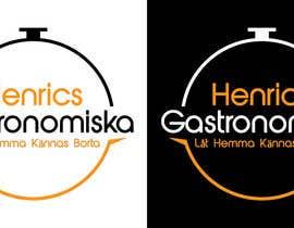 #13 para Design a Logo for Henrics Gastronomiska por rivemediadesign