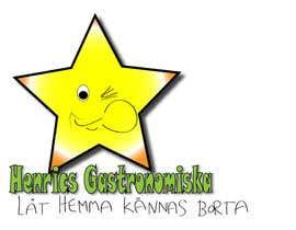 #11 para Design a Logo for Henrics Gastronomiska por krtvica
