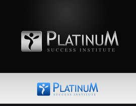 nº 353 pour Logo Design for Platinum Success Institute par paalmee